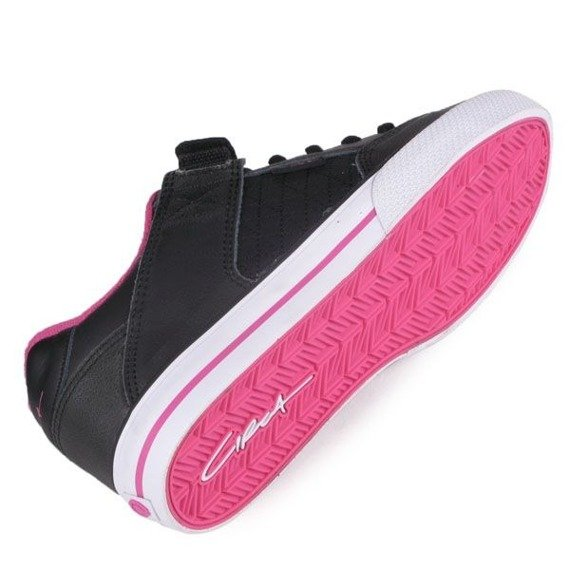 buty damskie CIRCA - 8 TRACK W  (BLACK/GRAY/HOT PINK)