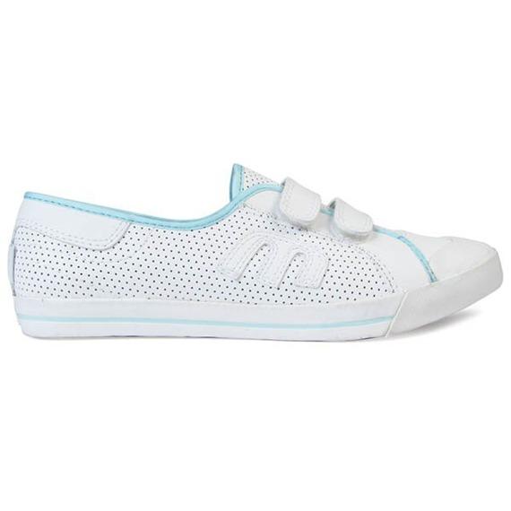 buty damskie Etnies (MISSY) (WHITE/CLEAR BLUE)