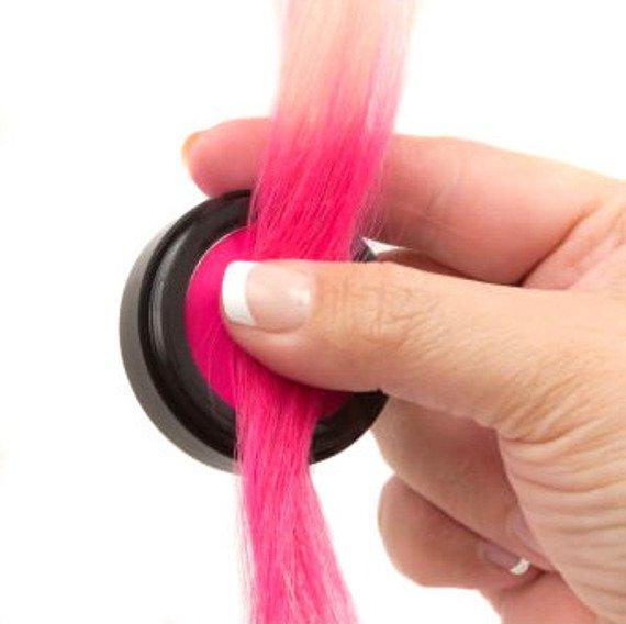 cień/kreda koloryzujaca do włosów YELLOW/ ŻÓŁTY