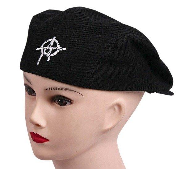 czapka BASQUE - ANARCHY