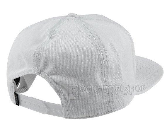 czapka CONVERSE - CONS D-F STRIPED LOGO WHITE