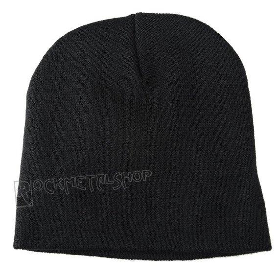 czapka EXHUMED - LOGO, zimowa