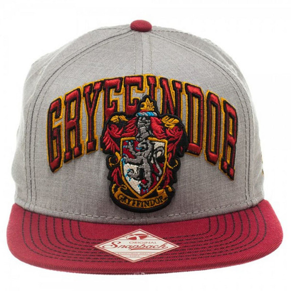 czapka HARRY POTTER - GRYFFINDOR