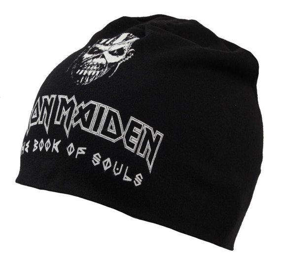 czapka IRON MAIDEN - THE BOOK OF SOULS, zimowa
