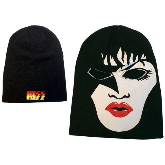 czapka KISS - STANLEY FULL BLACK FACEMASK