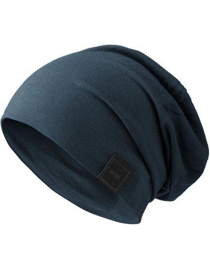 czapka MASTERDIS -  MSTRDS JERSEY BEANIE navy
