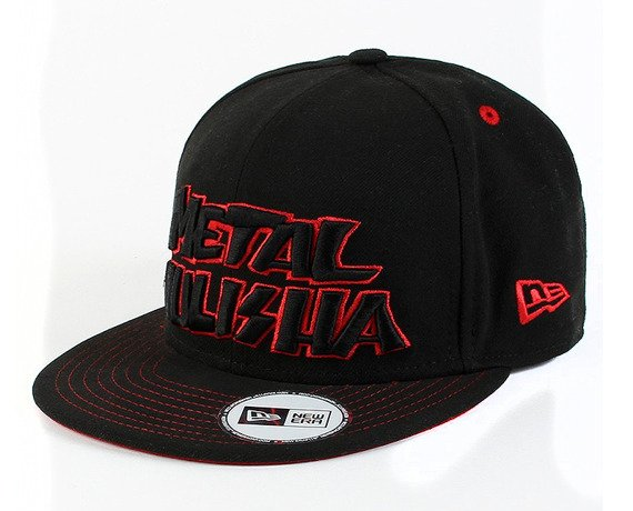 czapka METAL MULISHA - AWARE RED (M21596215)