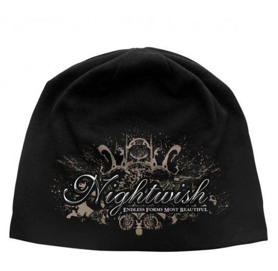 czapka NIGHTWISH - ENDLESS FORMS, zimowa