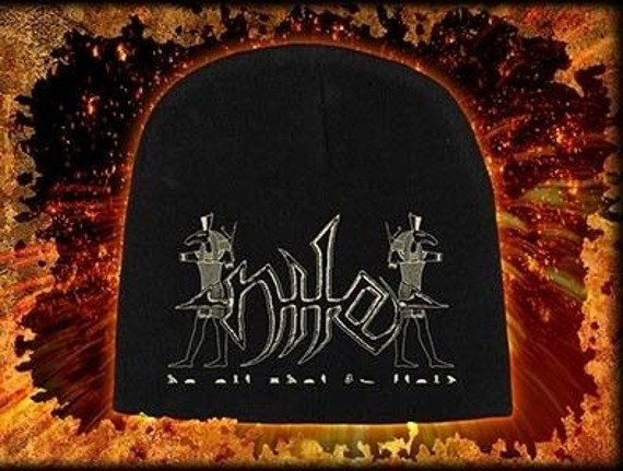 czapka NILE - LOGO/SETHU, zimowa