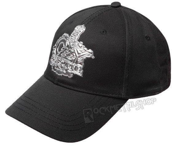 czapka OZZY OSBOURNE - CREST LOGO