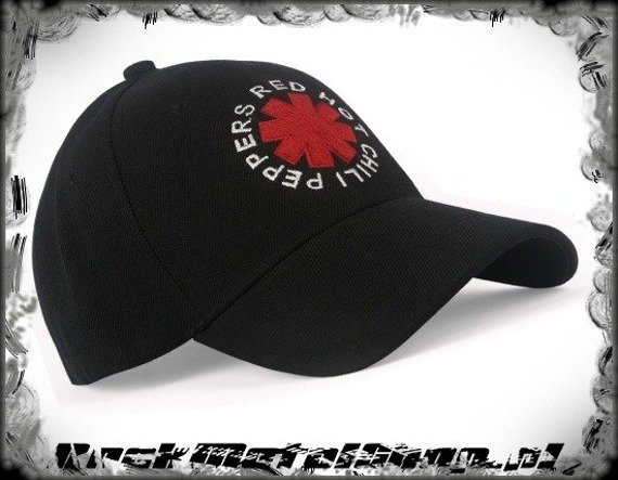 czapka RED HOT CHILI PEPPERS - LOGO