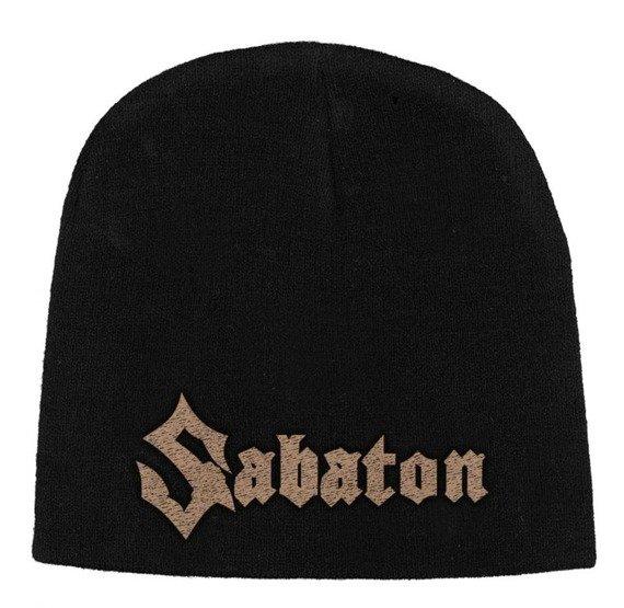 czapka SABATON - LOGO, zimowa