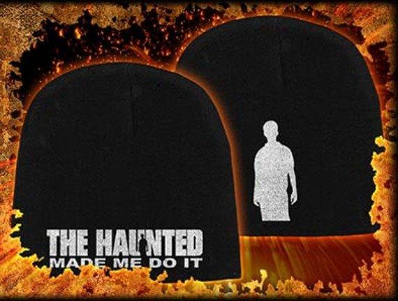 czapka THE HAUNTED - MADE ME DO IT, zimowa