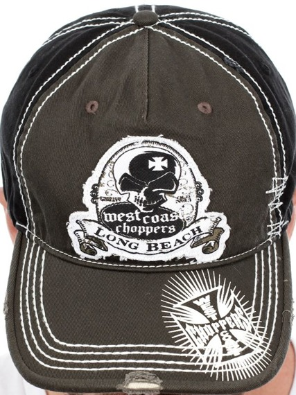 czapka WEST COAST CHOPPERS - DEATH PROOF