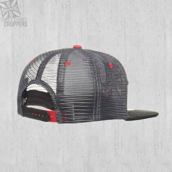 czapka WEST COAST CHOPPERS - WCC CHOPPERDOGS