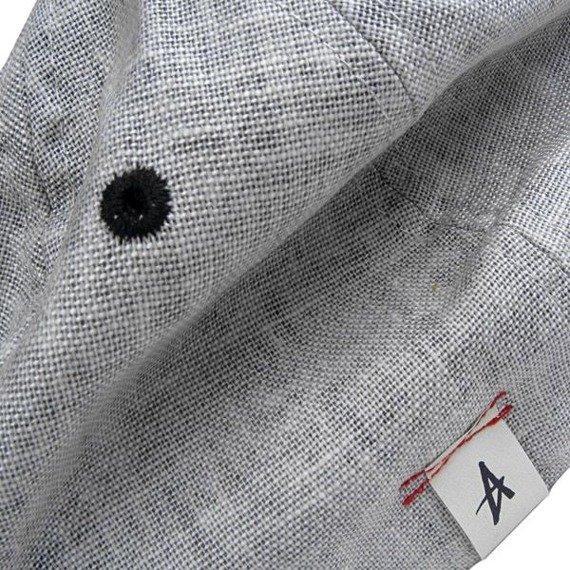 czapka z daszkiem ALTAMONT - UNDISPUTED 2 NEW ERA (GREY/HEATHER) 10'