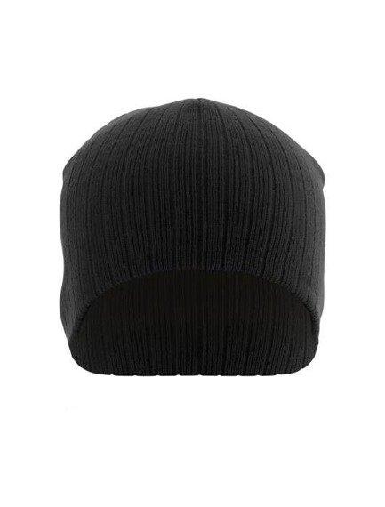 czapka zimowa MASTERDIS - BEANIE REGULAR BLACK