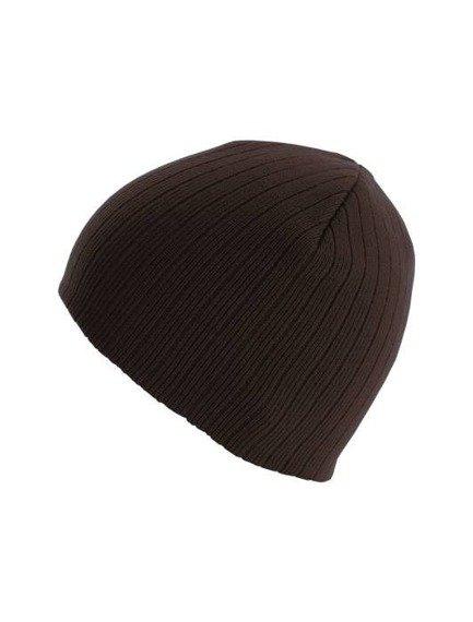 czapka zimowa MASTERDIS - BEANIE REGULAR brown