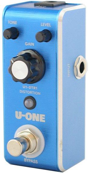 efekt gitarowy DISTORTION U-ONE U1-DTR1