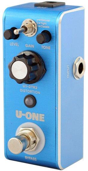 efekt gitarowy DISTORTION U-ONE U1-DTR2