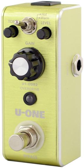 efekt gitarowy OVERDRIVE U-ONE U1-ODR2