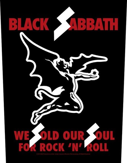 ekran BLACK SABBATH - WE SOLD OUR SOULS