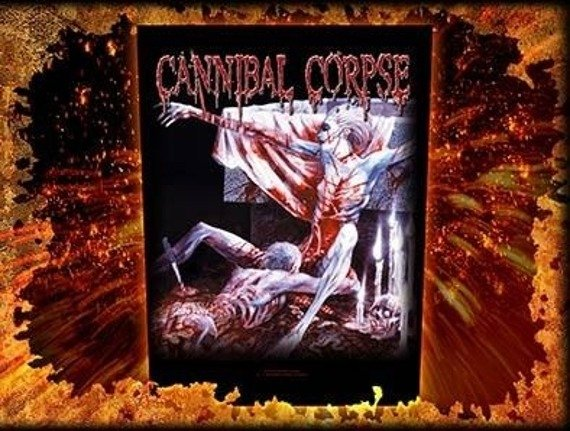 ekran CANNIBAL CORPSE - TOMB OF THE MUTILATED