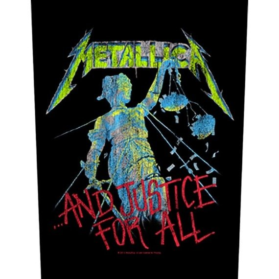ekran METALLICA - ...AND JUSTICE FOR ALL