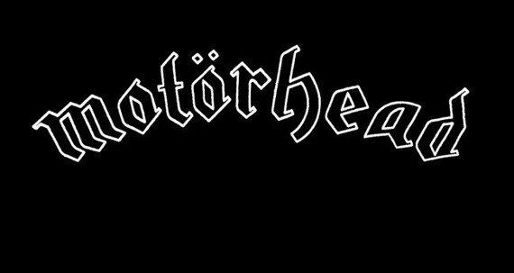 ekran MOTORHEAD - LOGO