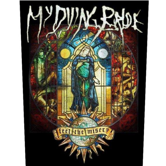 ekran MY DYING BRIDE - FEEL THE MISERY