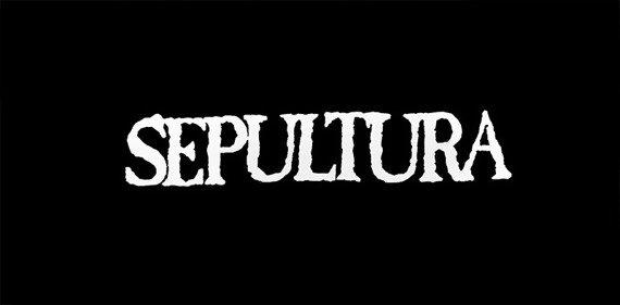 ekran SEPULTURA - LOGO