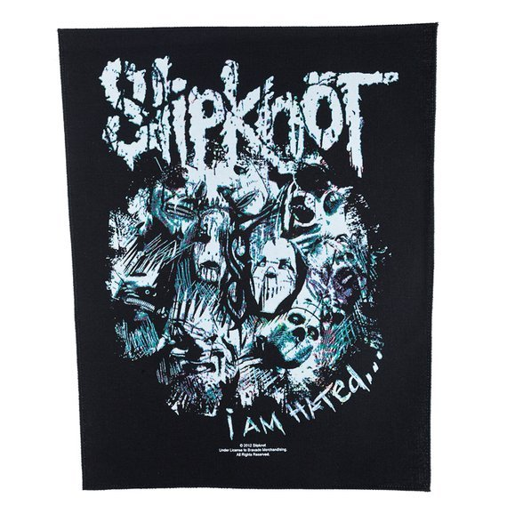 ekran SLIPKNOT - I AM HATED