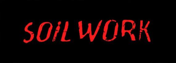 ekran SOILWORK - RED LOGO