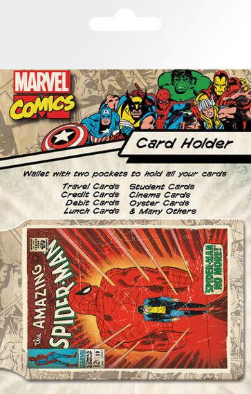 etui na kartę kredytową SPIDERMAN - MARVEL