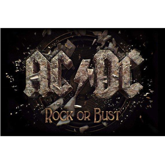 flaga AC/DC - ROCK OR BUST