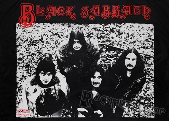 flaga BLACK SABBATH