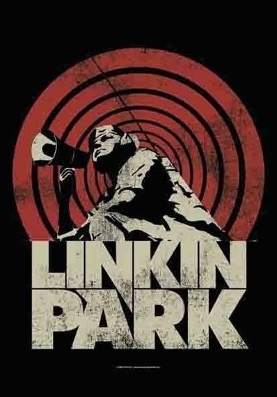 flaga LINKIN PARK - LOUD & CLEAR