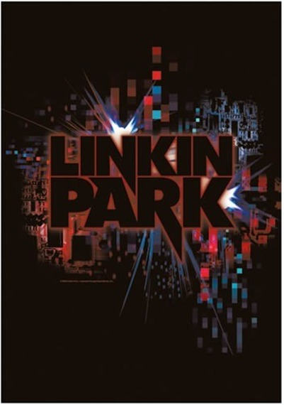 flaga LINKIN PARK - SHORT CIRCUIT