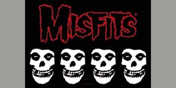 flaga MISFITS