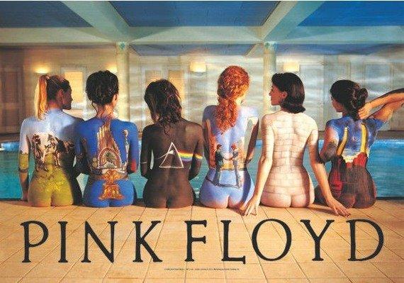 flaga PINK FLOYD - LADIES