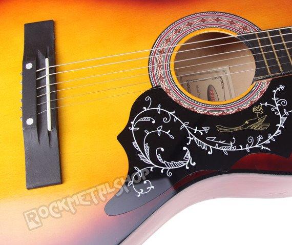 gitara akustyczna CRAFTMAN C-31 / SUNBURST
