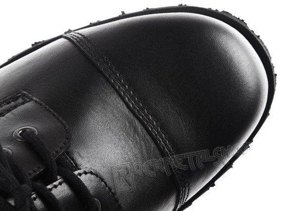 glany ALTERCORE czarne 3-dziurkowe (550 BLACK)