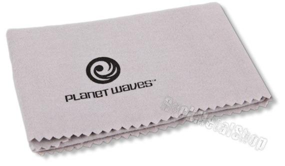 impregonowana ściereczka czyszcząca PLANET WAVES (PWPC1)