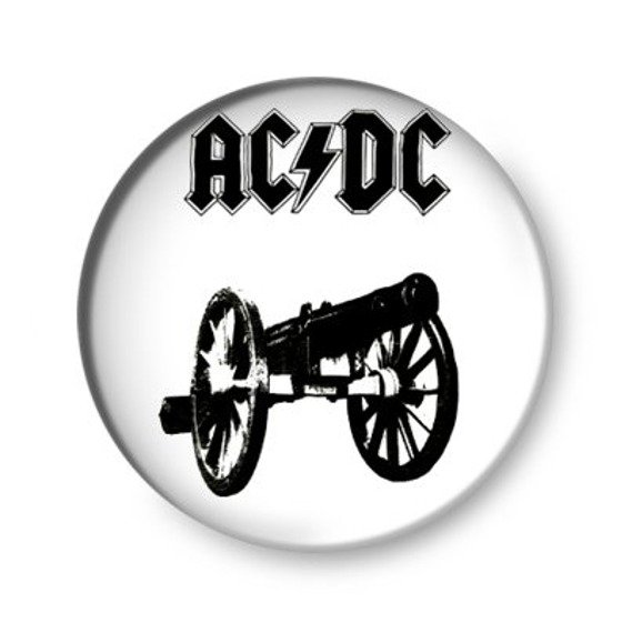 kapsel AC/DC - FOR THOSE ABOUT TO ROCK