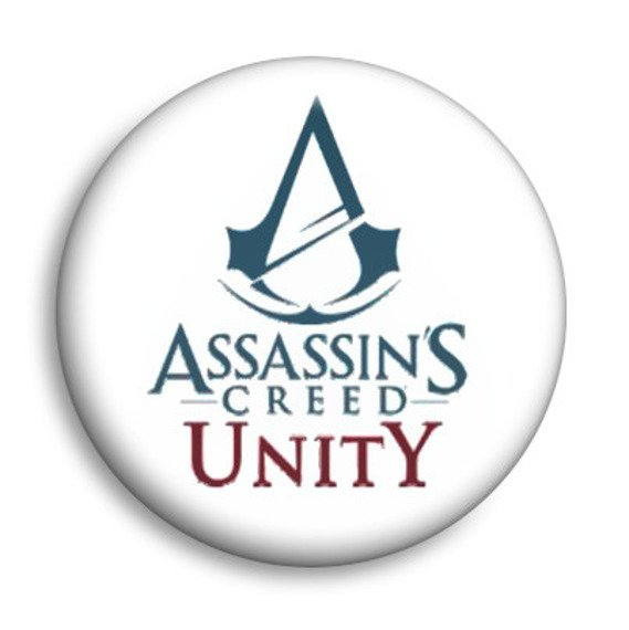kapsel ASSASIN'S CREED - UNITY Ø25mm