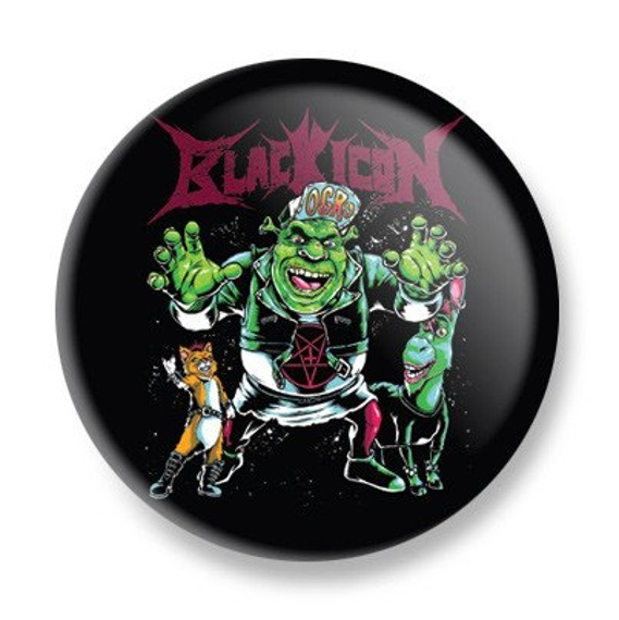 kapsel BLACK ICON - OGR (KICON)