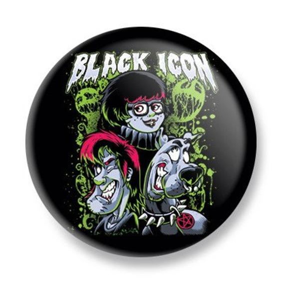 kapsel BLACK ICON - SCOOBY (KICON008)