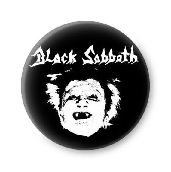 kapsel BLACK SABBATH - ARCHANGEL RIDES AGAIN