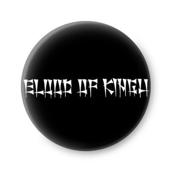 kapsel BLOOD OF KINGU - LOGO