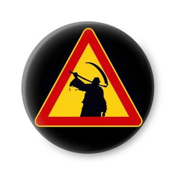 kapsel CHILDREN OF BODOM - REAPER SIGN